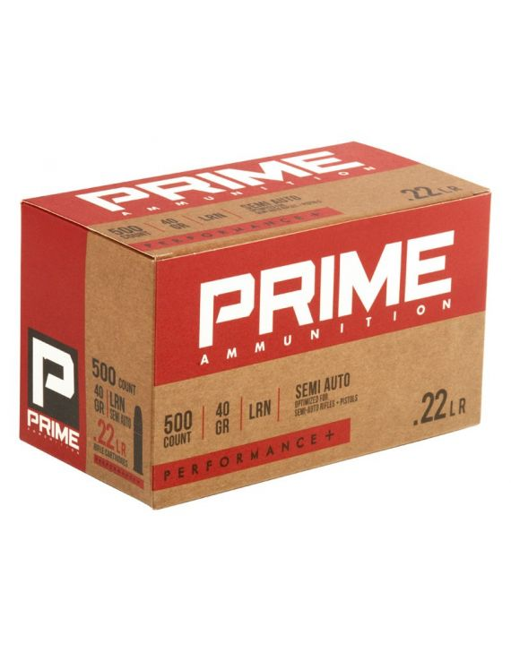 PRIME .22LR Semi-Auto 40GR PERFORMANCE+